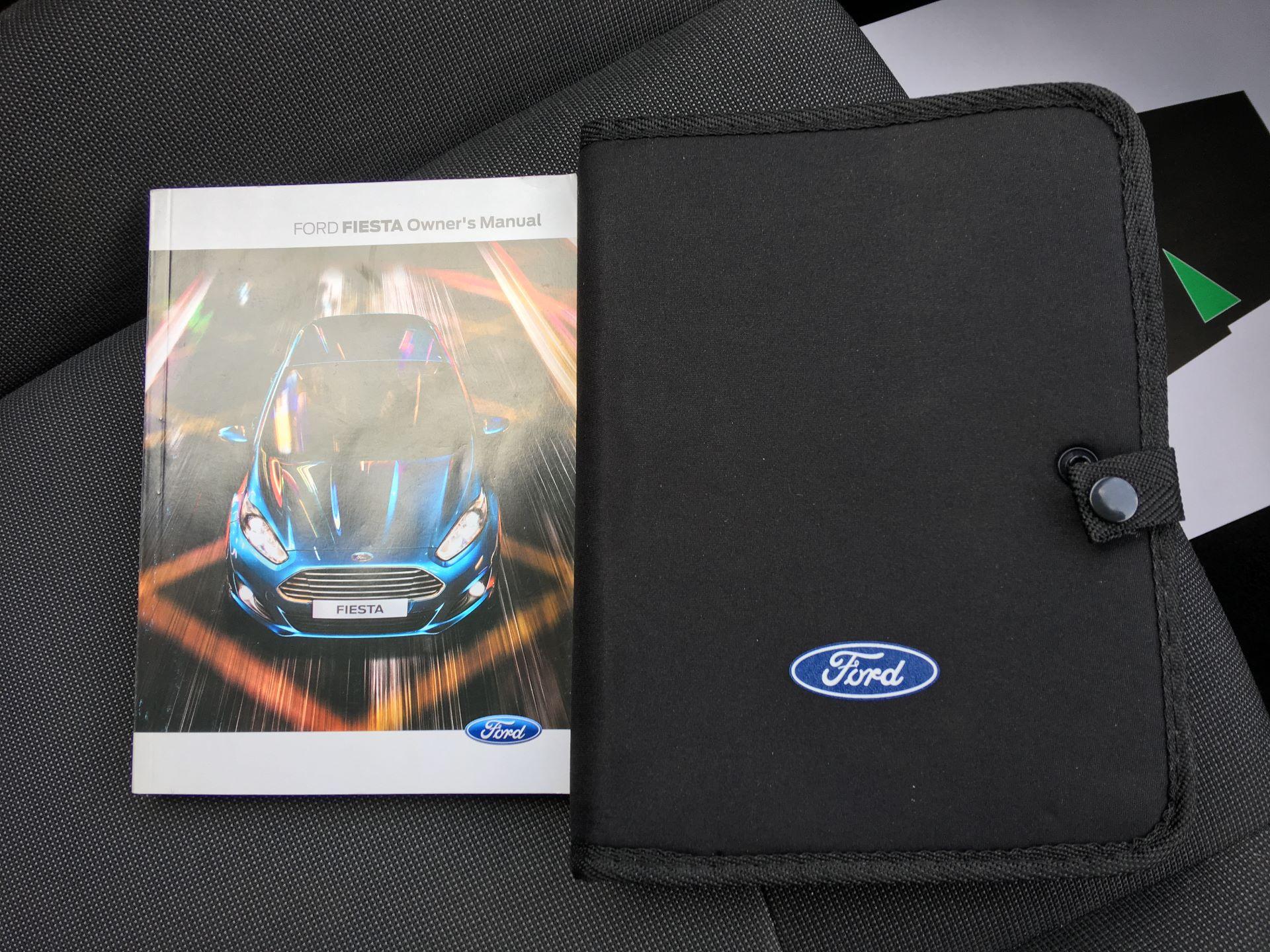 2015 Ford Fiesta DIESEL 1.5 TDCI VAN EURO 5/6 (FL65PJV) Image 20