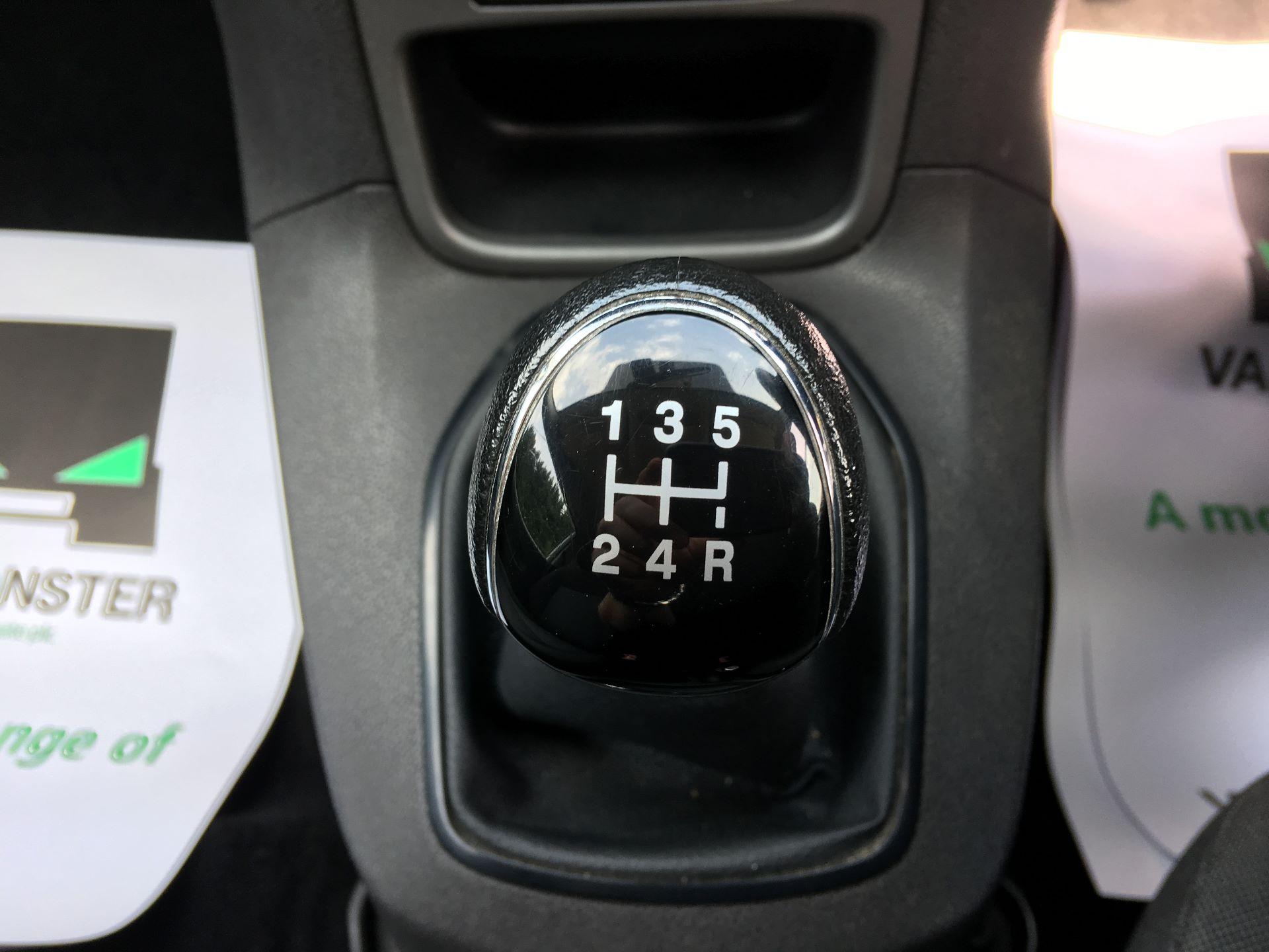 2015 Ford Fiesta DIESEL 1.5 TDCI VAN EURO 5/6 (FL65PJV) Image 4