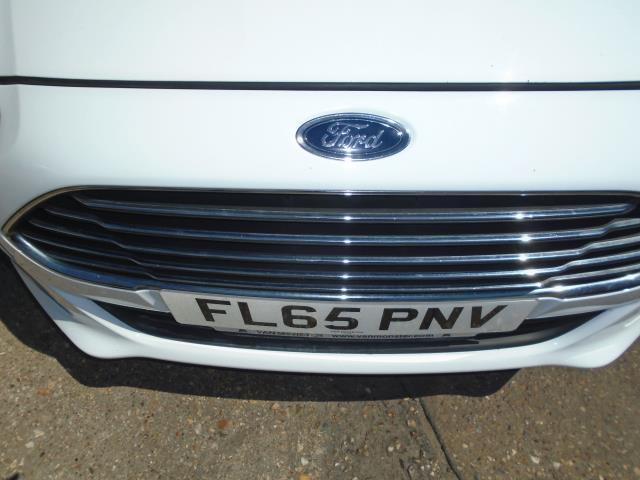 2015 Ford Fiesta  DIESEL 1.5 TDCI VAN EURO 6 (FL65PNV) Image 15