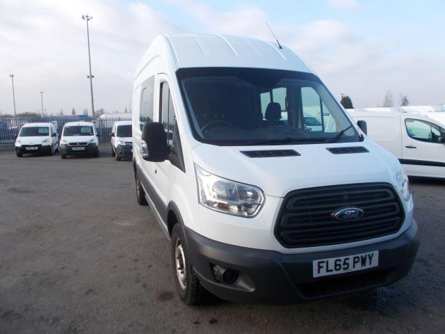 2015 Ford Transit 2.2 Tdci 125Ps H2 D/Cab Van (FL65PWY)