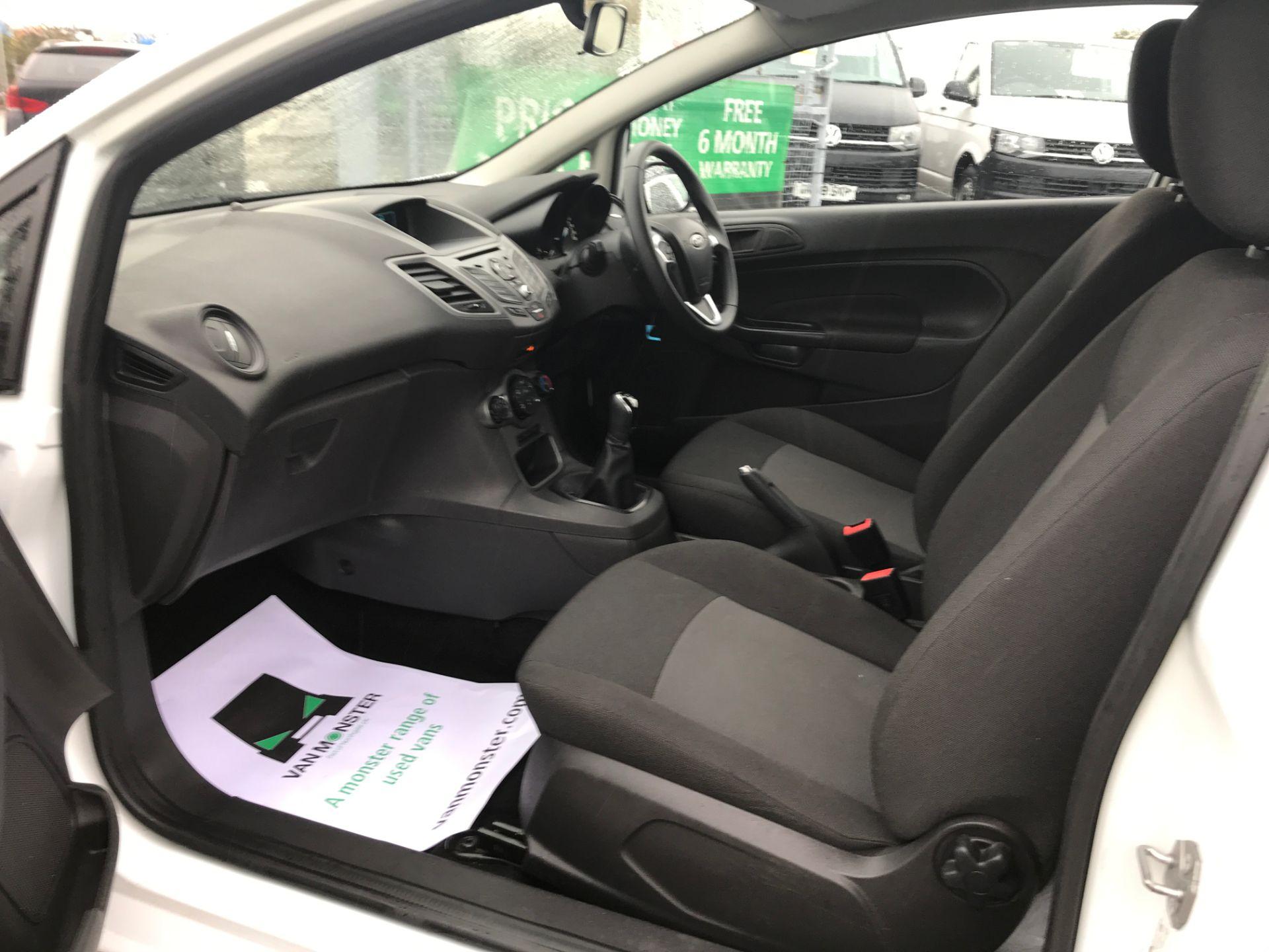 2015 Ford Fiesta 1.5TDCI 75PS EURO 5, AIR CON (FL65PXW) Image 12