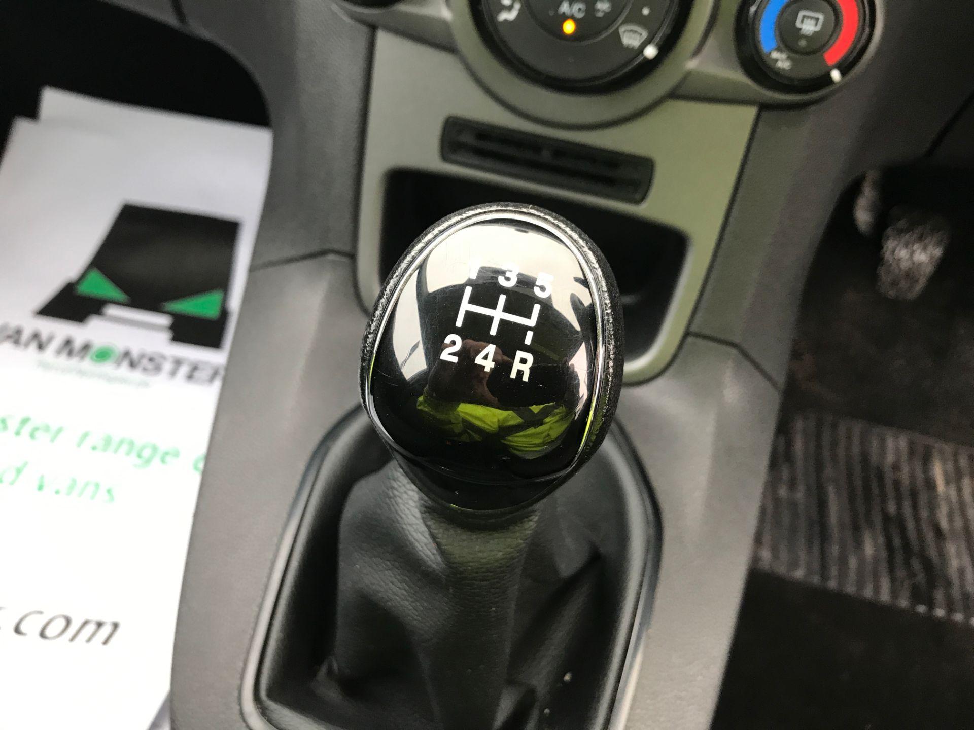 2015 Ford Fiesta 1.5TDCI 75PS EURO 5, AIR CON (FL65PXW) Image 4