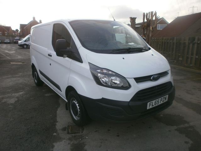 2015 Ford Transit Custom L1 290 SWB 2.2 Tdci 100Ps Low Roof Van (FL65PZN)