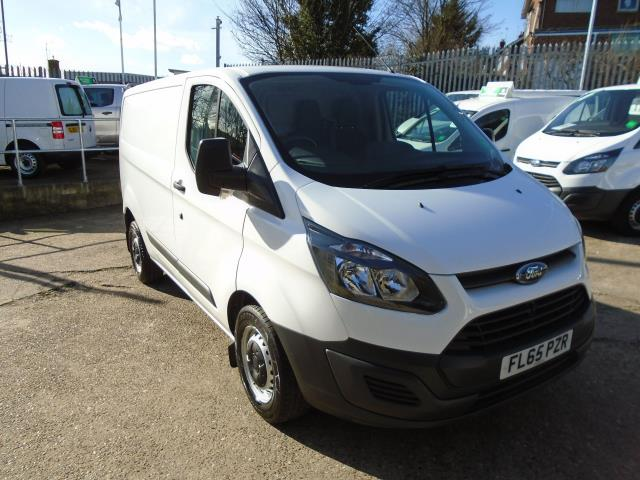 2015 Ford Transit Custom 2.2 Tdci 100Ps Low Roof Van (FL65PZR)