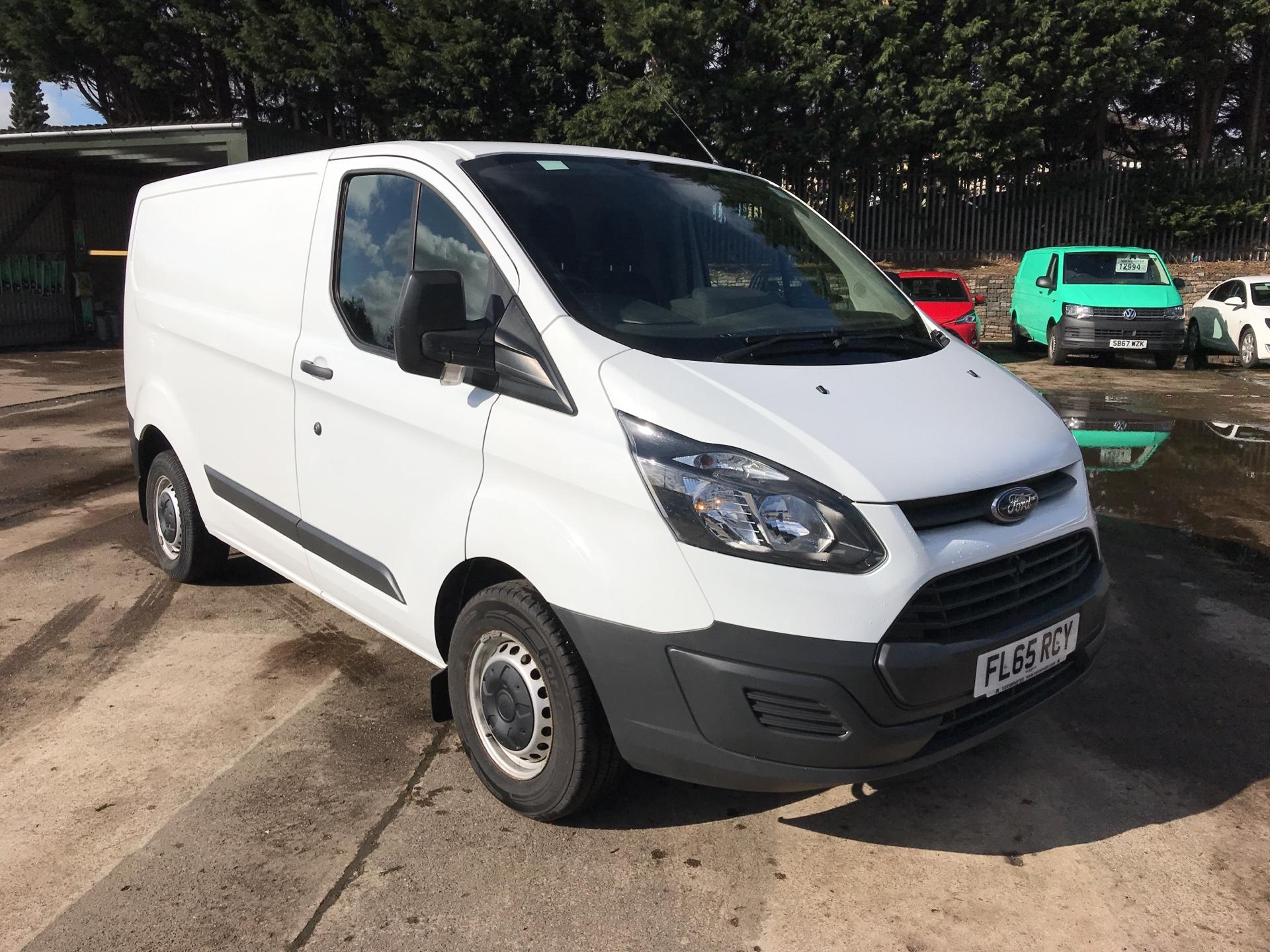 2015 Ford Transit Custom 290 L1 DIESEL FWD 2.2 TDCI 100PS LOW ROOF VAN EURO 5 (FL65RCY)