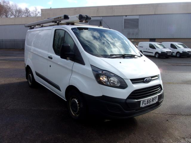 2015 Ford Transit Custom 2.2 Tdci 100Ps Low Roof Van (FL65RFF)