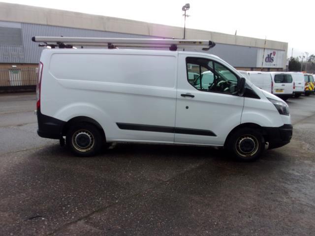 2015 Ford Transit Custom 2.2 Tdci 100Ps Low Roof Van (FL65RFF) Image 8