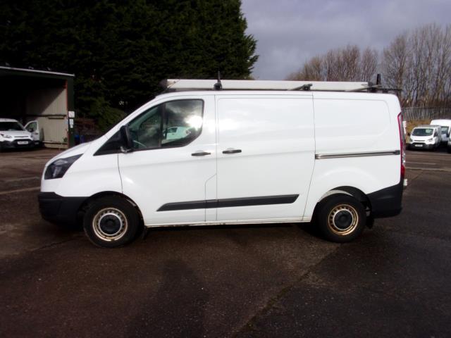 2015 Ford Transit Custom 2.2 Tdci 100Ps Low Roof Van (FL65RFF) Image 12