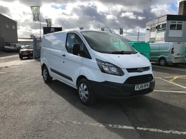 2015 Ford Transit Custom 330 L1 DIESEL FWD 2.2TDCI 155PS LOW ROOF VAN (FL65RFN)