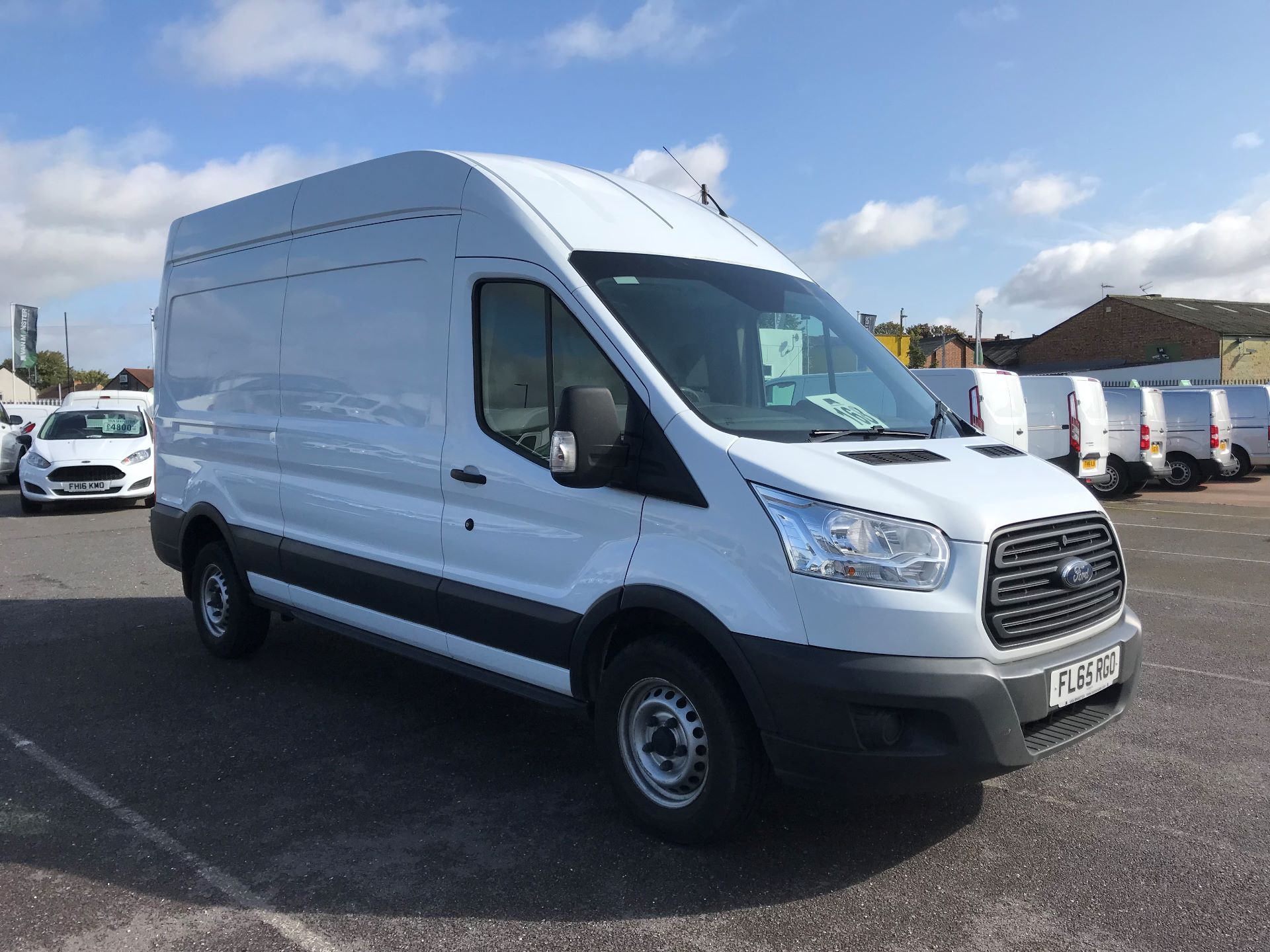 2015 Ford Transit  350 L3 H3 VAN 125PS EURO 5 *CONDITION REFLECTED IN PRICE* (FL65RGO)