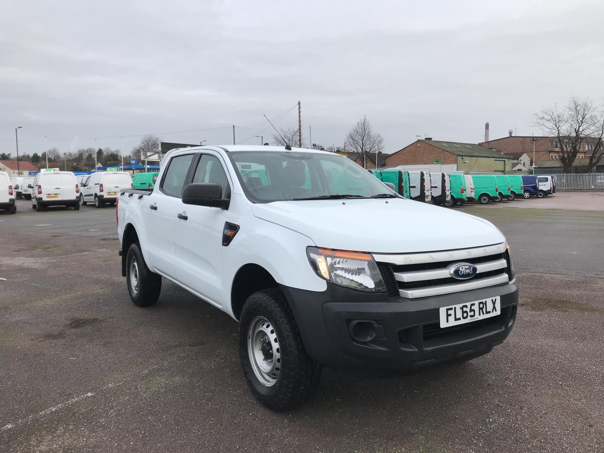 2015 Ford Ranger  DOUBLE CAB PICK-UP XL 2.2 150 4WD EURO 5 (FL65RLX)