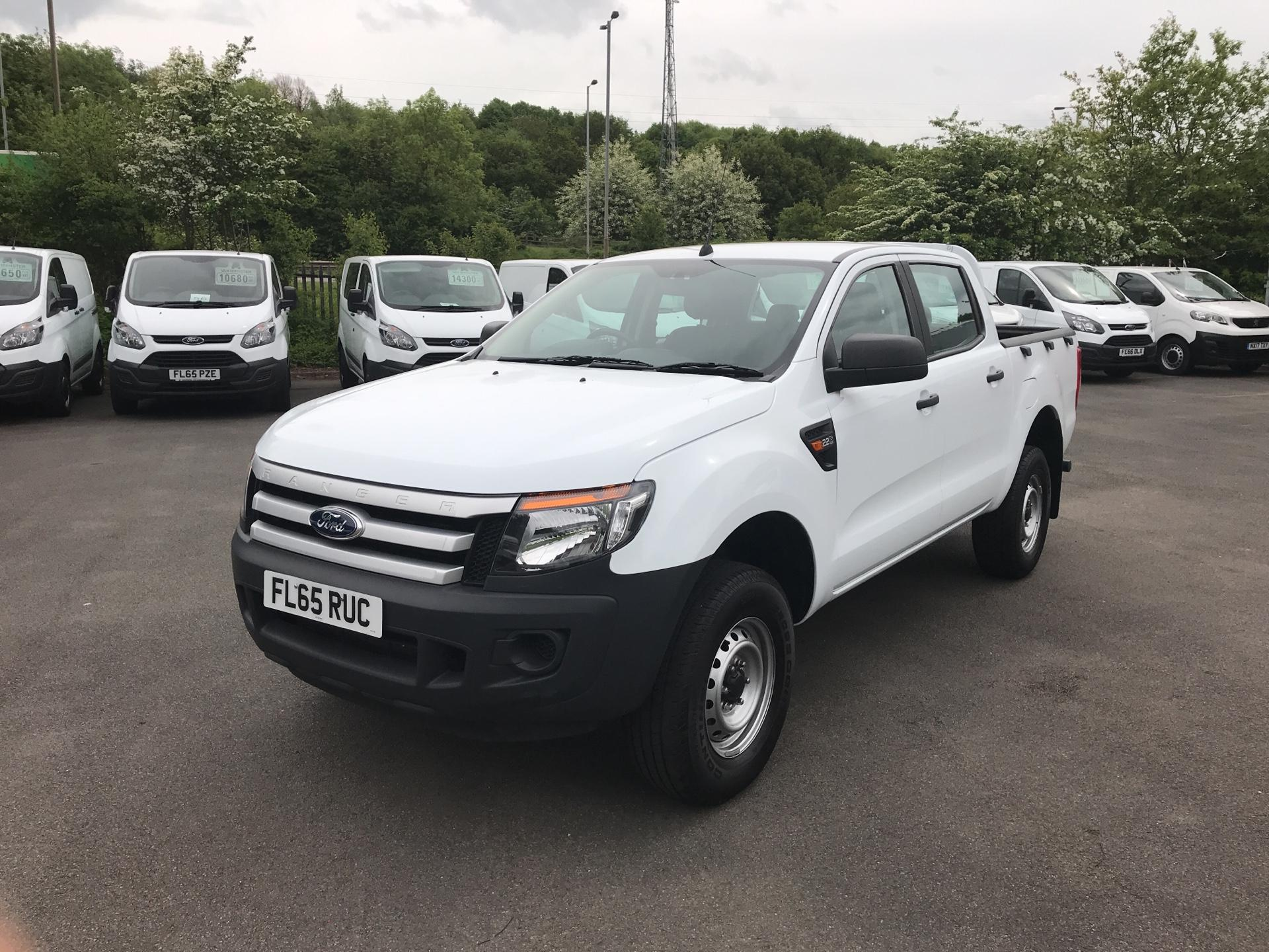 2015 Ford Ranger Pick Up Double Cab Xl 2.2 Tdci 150 4Wd (FL65RUC) Image 7