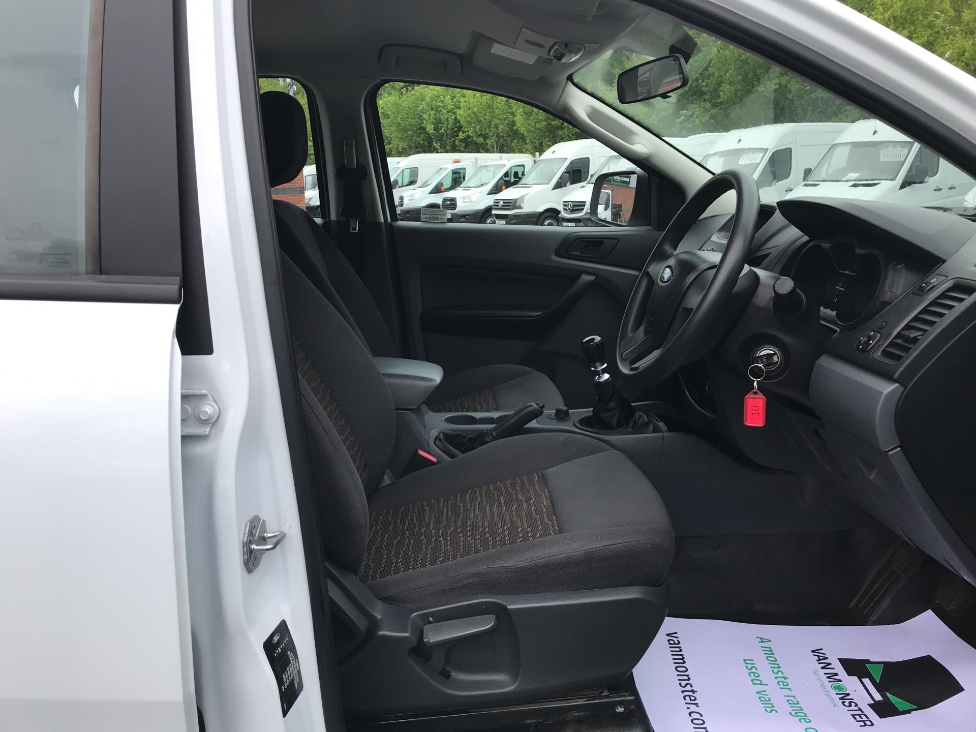 2015 Ford Ranger Pick Up Double Cab Xl 2.2 Tdci 150 4Wd (FL65RUC) Image 9
