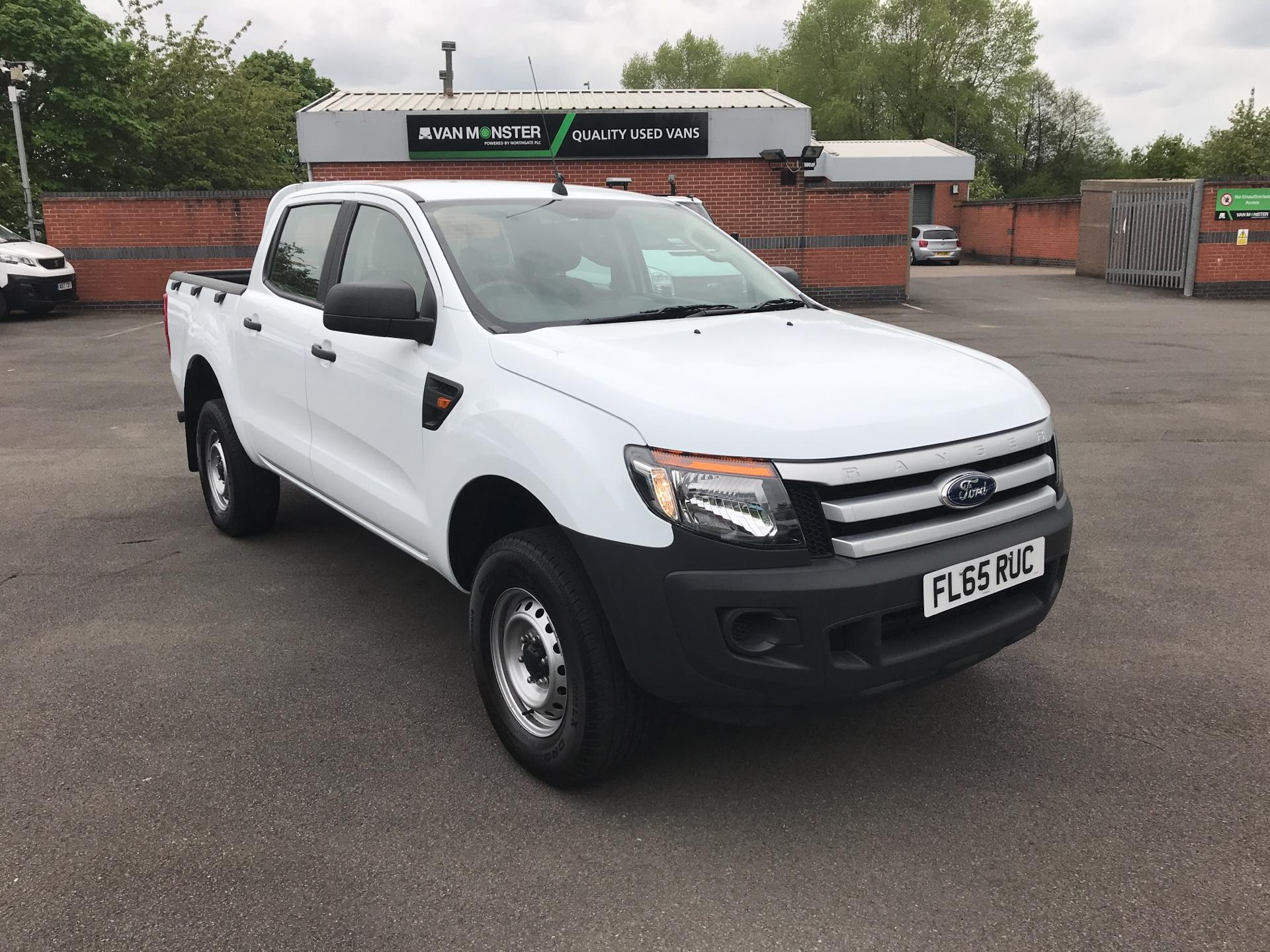 2015 Ford Ranger Pick Up Double Cab Xl 2.2 Tdci 150 4Wd (FL65RUC)