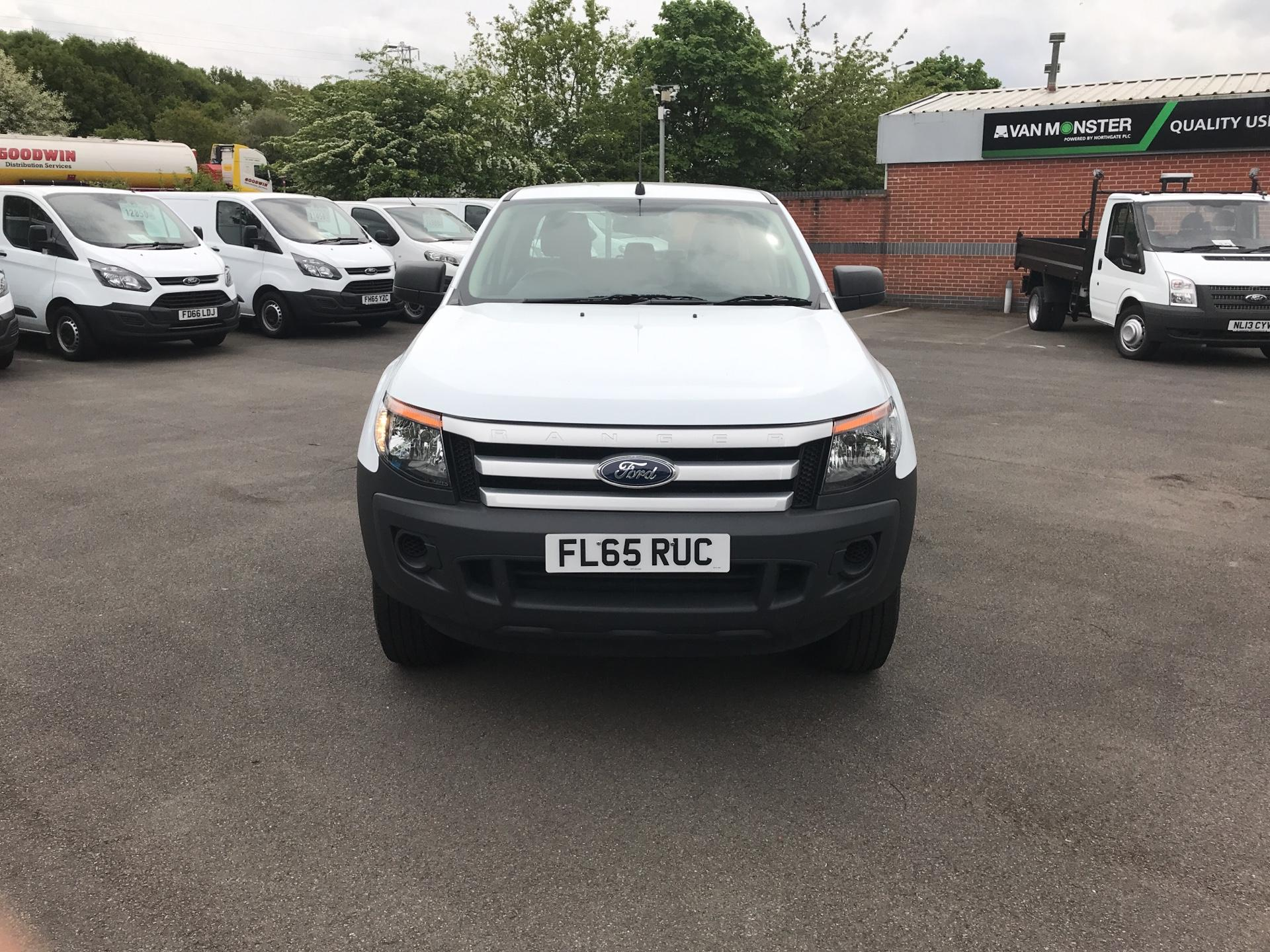 2015 Ford Ranger Pick Up Double Cab Xl 2.2 Tdci 150 4Wd (FL65RUC) Image 8