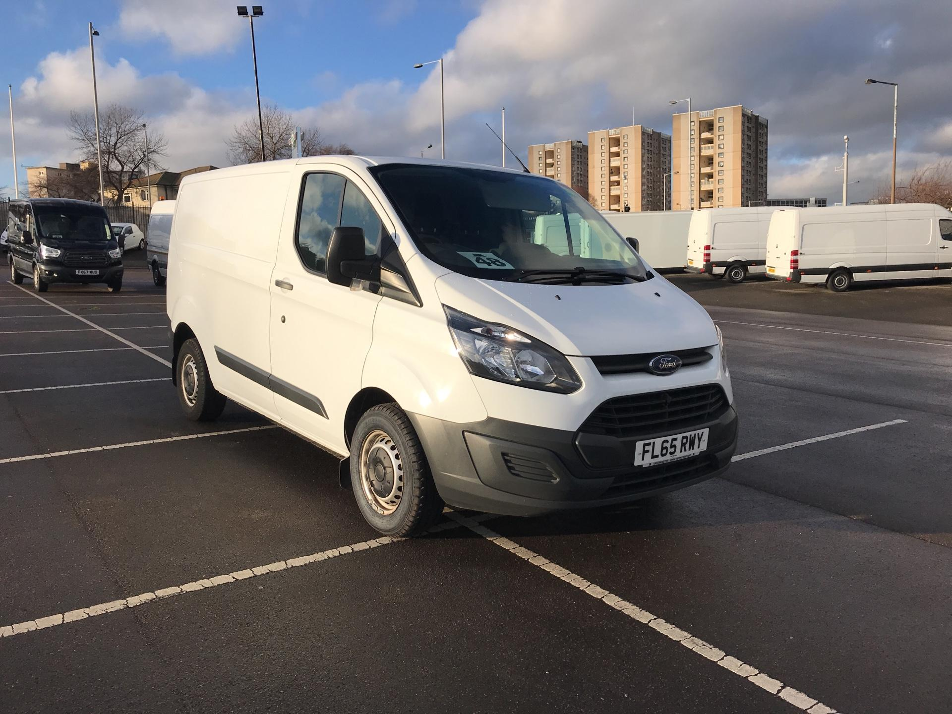 2015 Ford Transit Custom DIESEL L1 FWD 2.2 TDCI 100PS LOW ROOF VAN EURO 5  (FL65RWY)