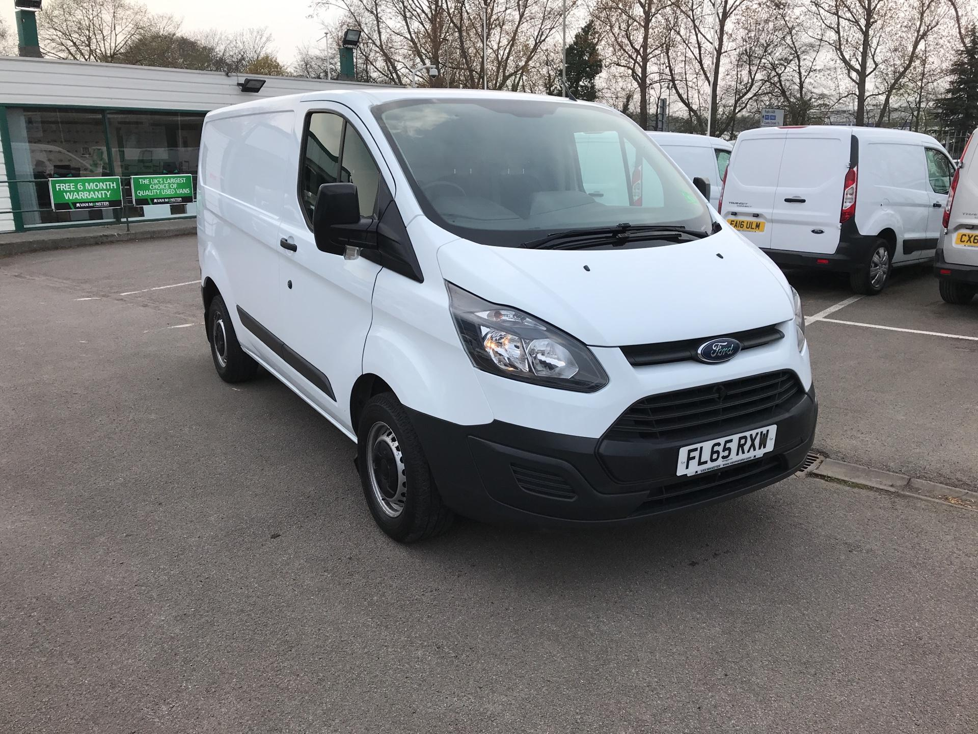 2015 Ford Transit Custom 2.2 Tdci 100Ps Low Roof Van (FL65RXW)