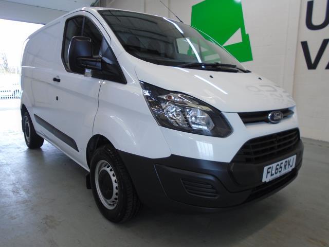 2015 Ford Transit Custom 2.2 Tdci 100Ps Low Roof Van (FL65RYJ)