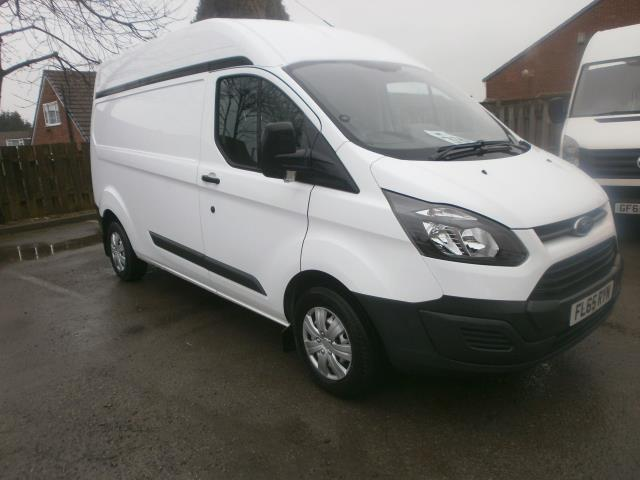2015 Ford Transit Custom L2 2.2 Tdci 100Ps Low Roof Van (FL65RYN)