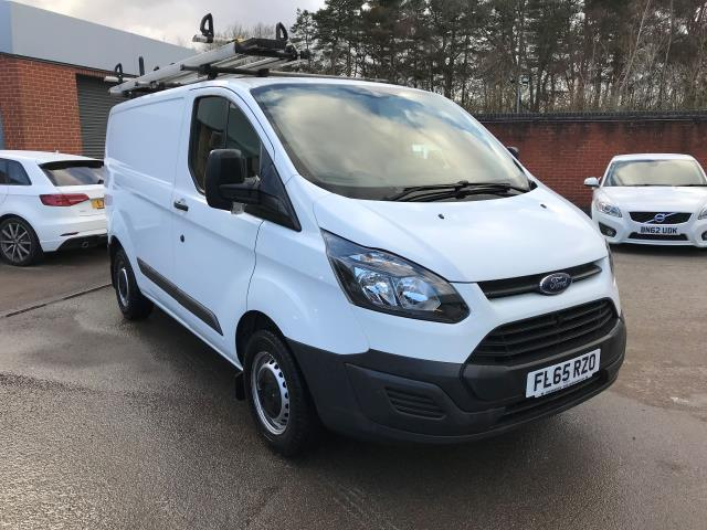 2015 Ford Transit Custom 290 L1 DIESEL FWD 2.2  TDCI 100PS LOW ROOF VAN EURO 5 (FL65RZO)