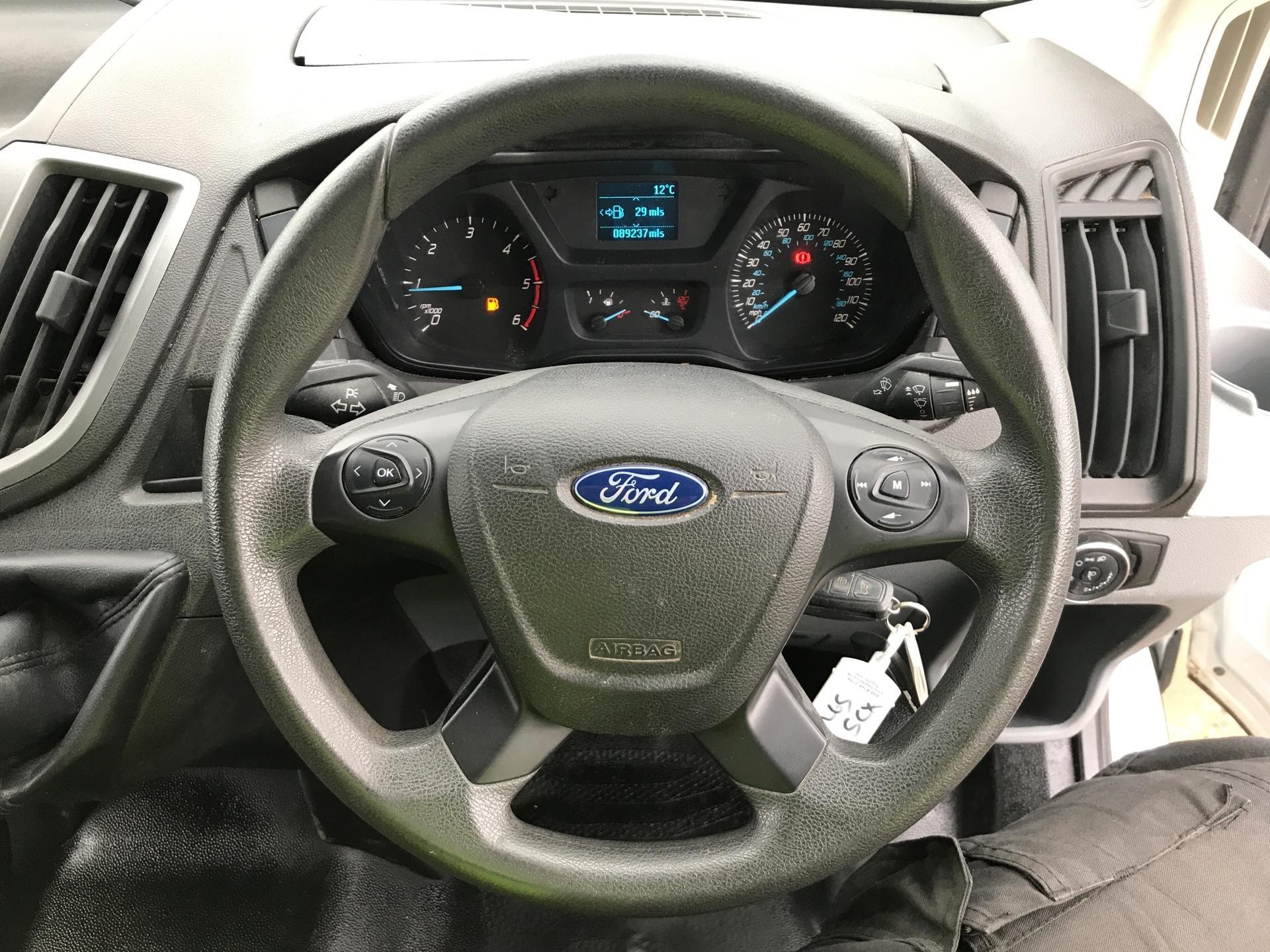 2015 Ford Transit  350 L3 H3 VAN 125PS EURO 5 (FL65SCX) Image 12
