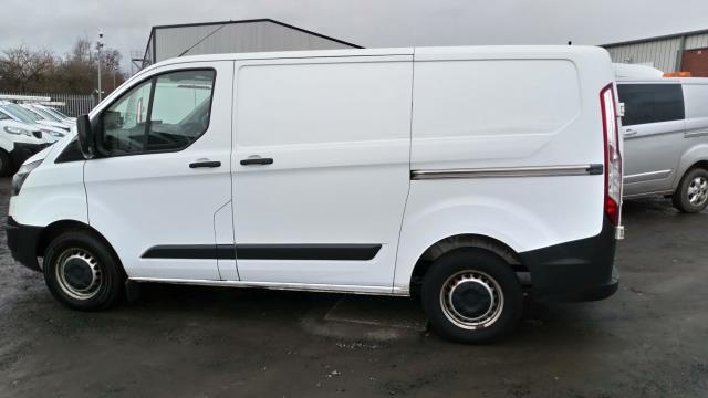 2015 Ford Transit Custom 2.2 Tdci 100Ps Low Roof Van (FL65SGO) Image 5