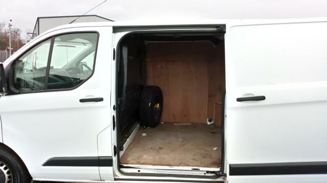 2015 Ford Transit Custom 2.2 Tdci 100Ps Low Roof Van (FL65SGO) Image 8