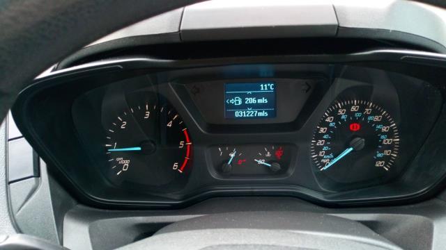 2015 Ford Transit Custom 2.2 Tdci 100Ps Low Roof Van (FL65SGO) Image 11