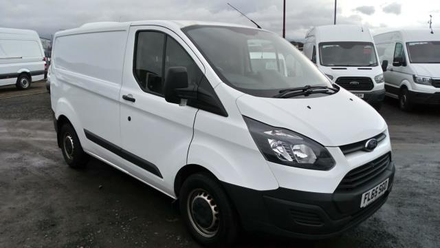 2015 Ford Transit Custom 2.2 Tdci 100Ps Low Roof Van (FL65SGO)
