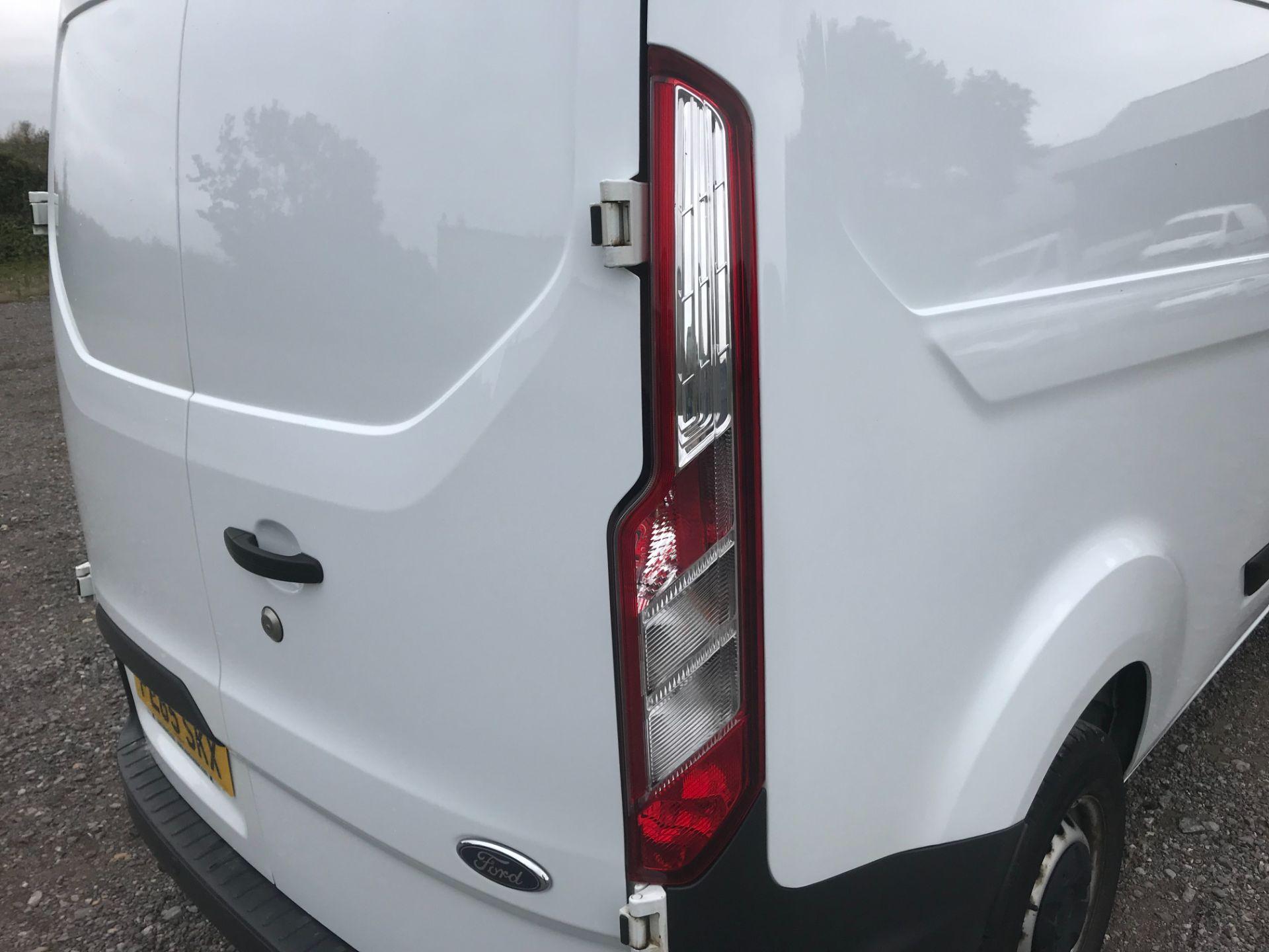 2015 Ford Transit Custom 290 L2 DIESEL FWD 2.2 TDCI 100PS HIGH ROOF VAN EURO 5 (FL65SKX) Image 17