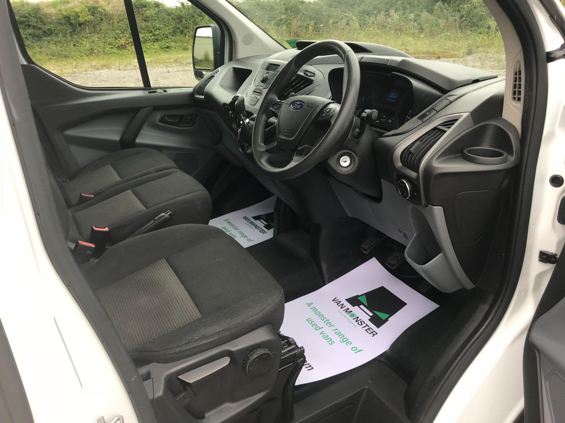 2015 Ford Transit Custom 290 L2 DIESEL FWD 2.2 TDCI 100PS HIGH ROOF VAN EURO 5 (FL65SKX) Image 23