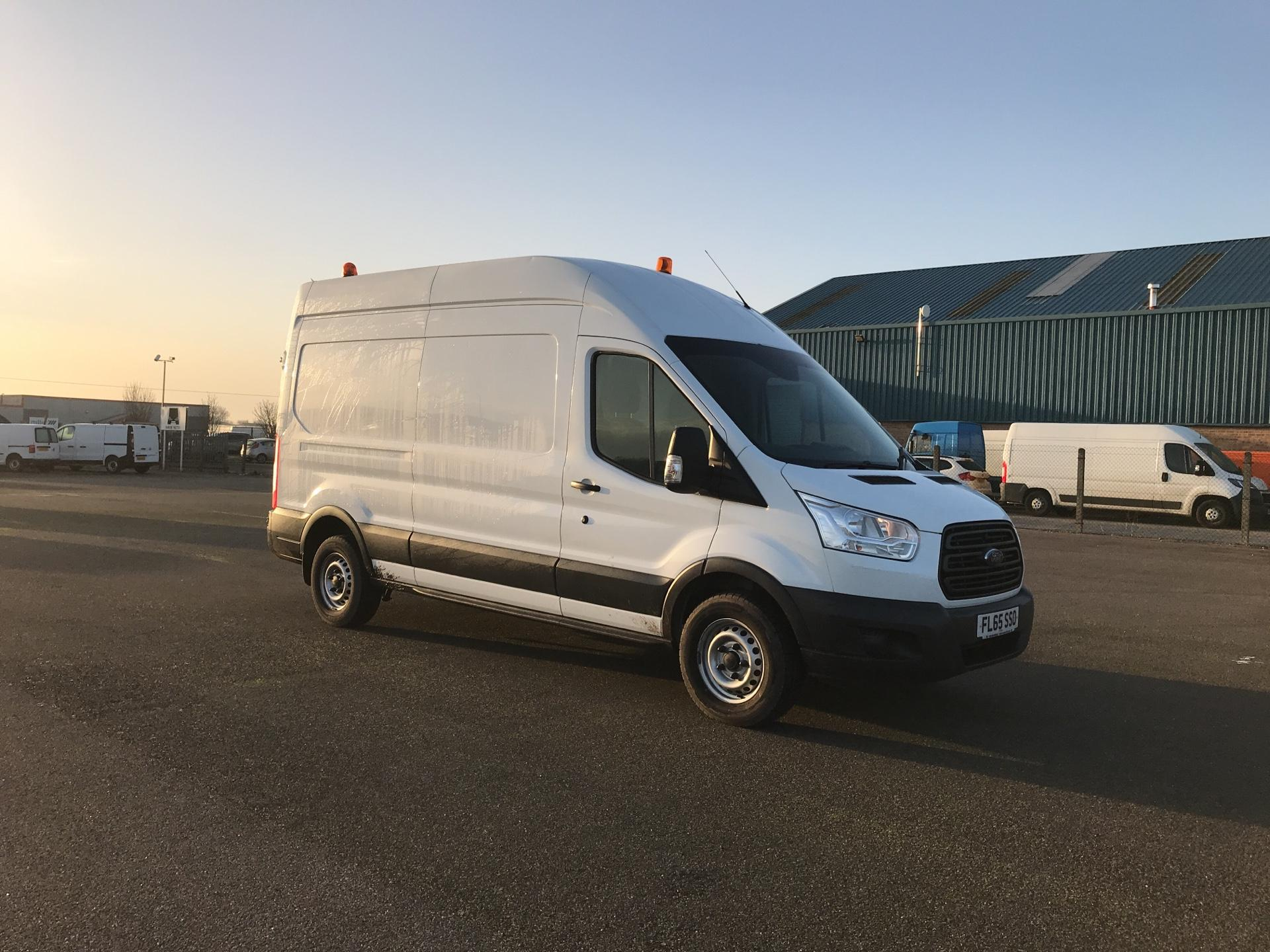2015 Ford Transit 350 L3 H3 VAN 125PS EURO 5. VALUE RANGE VEHICLE - CONDITION REFLECTED IN PRICE (FL65SSO)