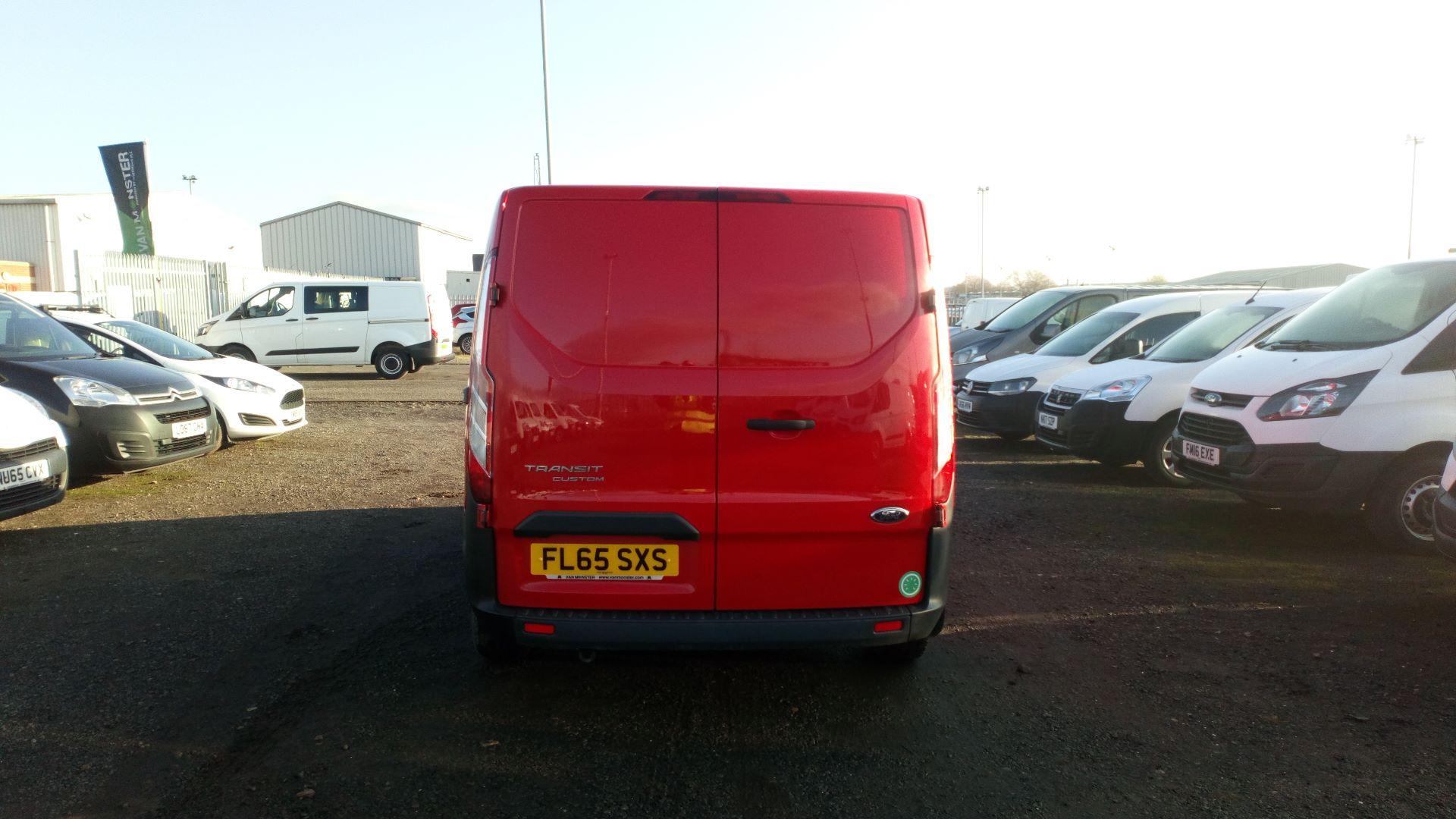 2015 Ford Transit Custom 2.2 Tdci 100Ps Low Roof Van (FL65SXS) Image 6