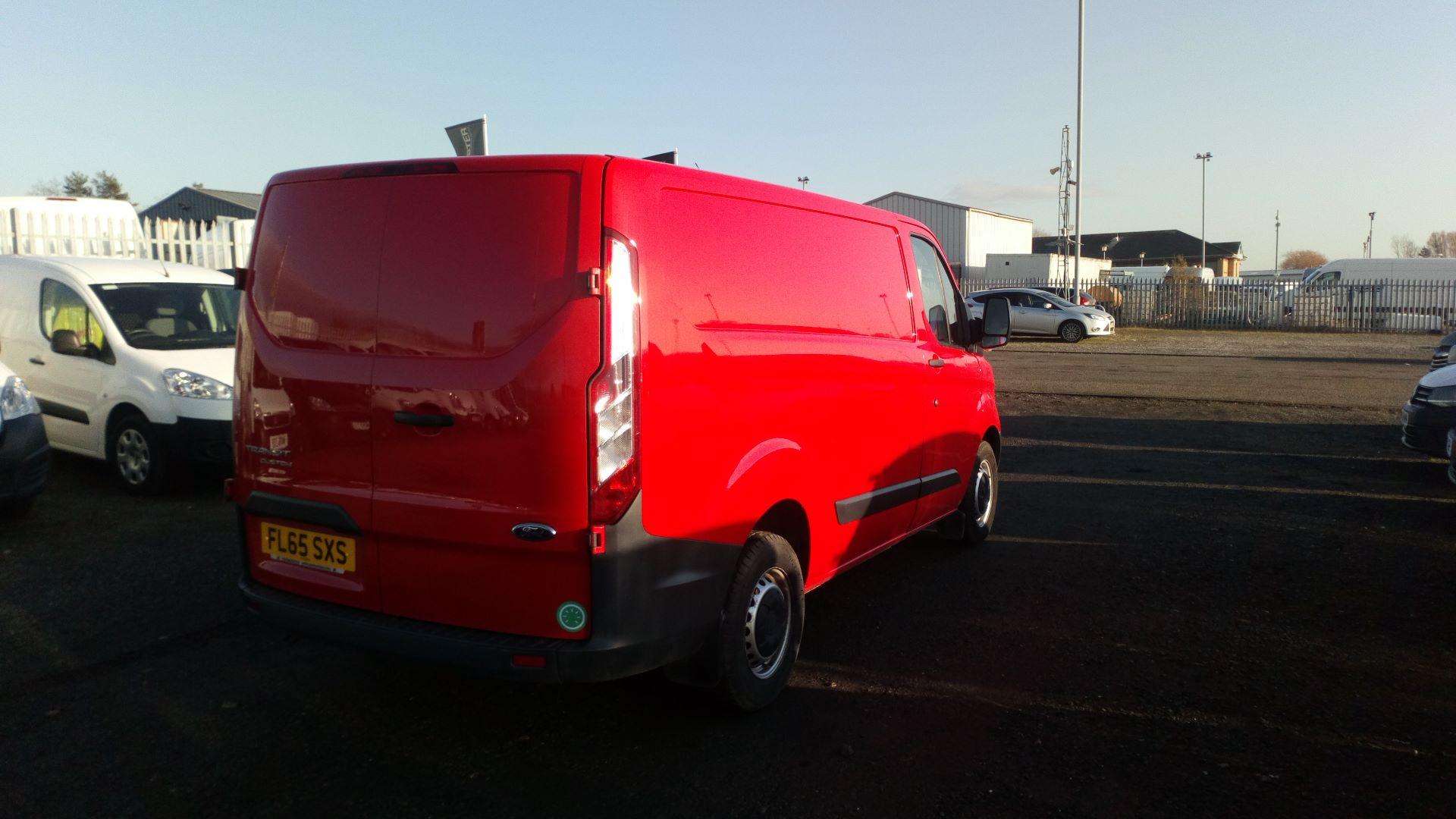 2015 Ford Transit Custom 2.2 Tdci 100Ps Low Roof Van (FL65SXS) Image 7