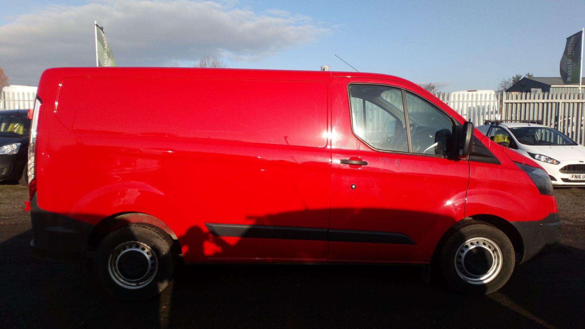 2015 Ford Transit Custom 2.2 Tdci 100Ps Low Roof Van (FL65SXS) Image 8