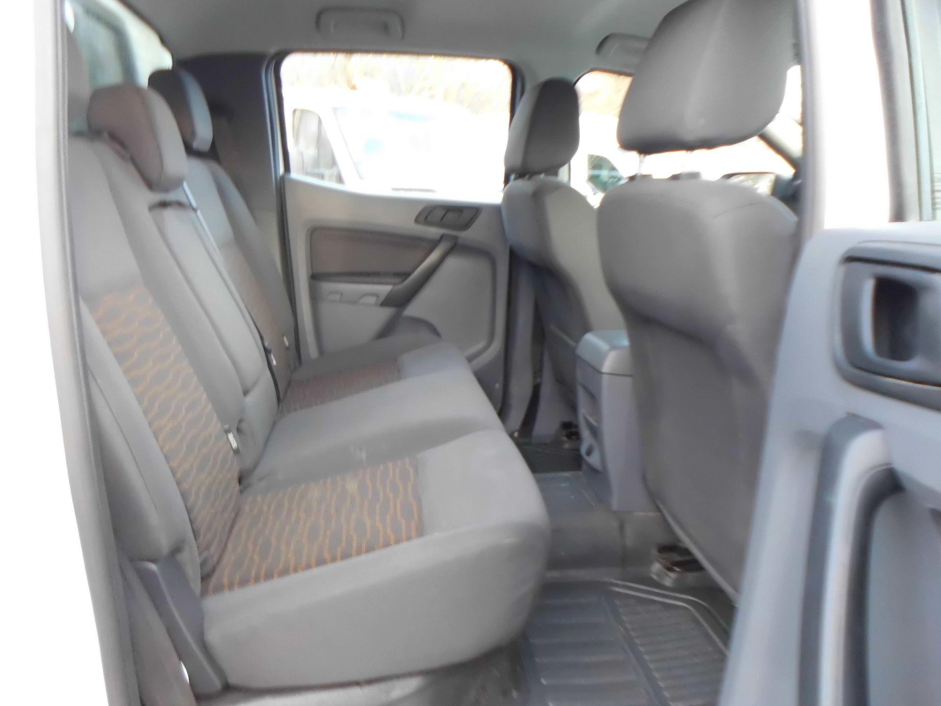 2015 Ford Ranger  Double Cab Pick Up XL 2.2 150 4WD EURO 5 (FL65SZG) Image 10