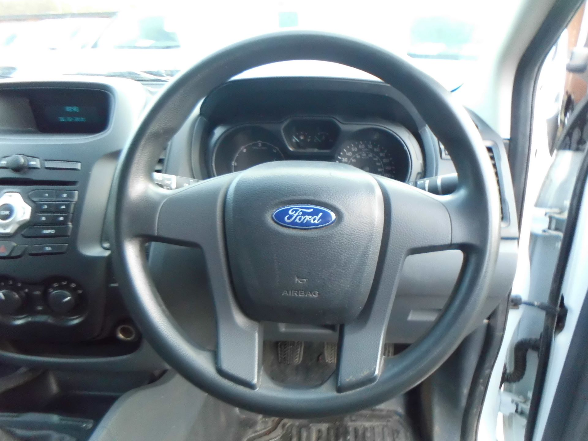 2015 Ford Ranger  Double Cab Pick Up XL 2.2 150 4WD EURO 5 (FL65SZG) Image 9