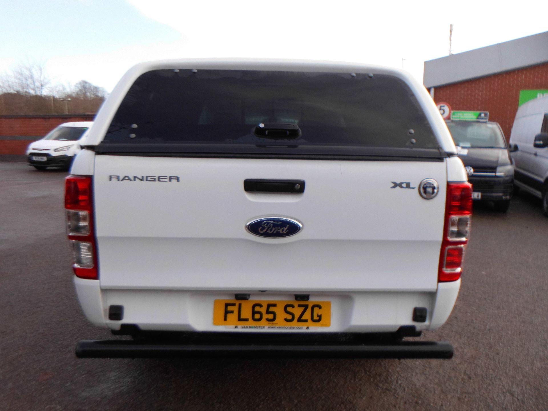 2015 Ford Ranger  Double Cab Pick Up XL 2.2 150 4WD EURO 5 (FL65SZG) Image 11