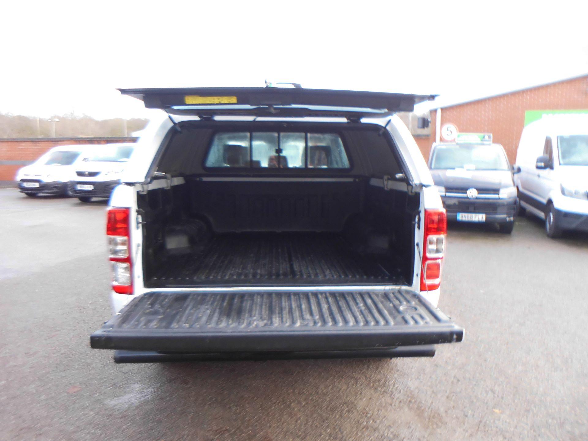 2015 Ford Ranger  Double Cab Pick Up XL 2.2 150 4WD EURO 5 (FL65SZG) Image 12