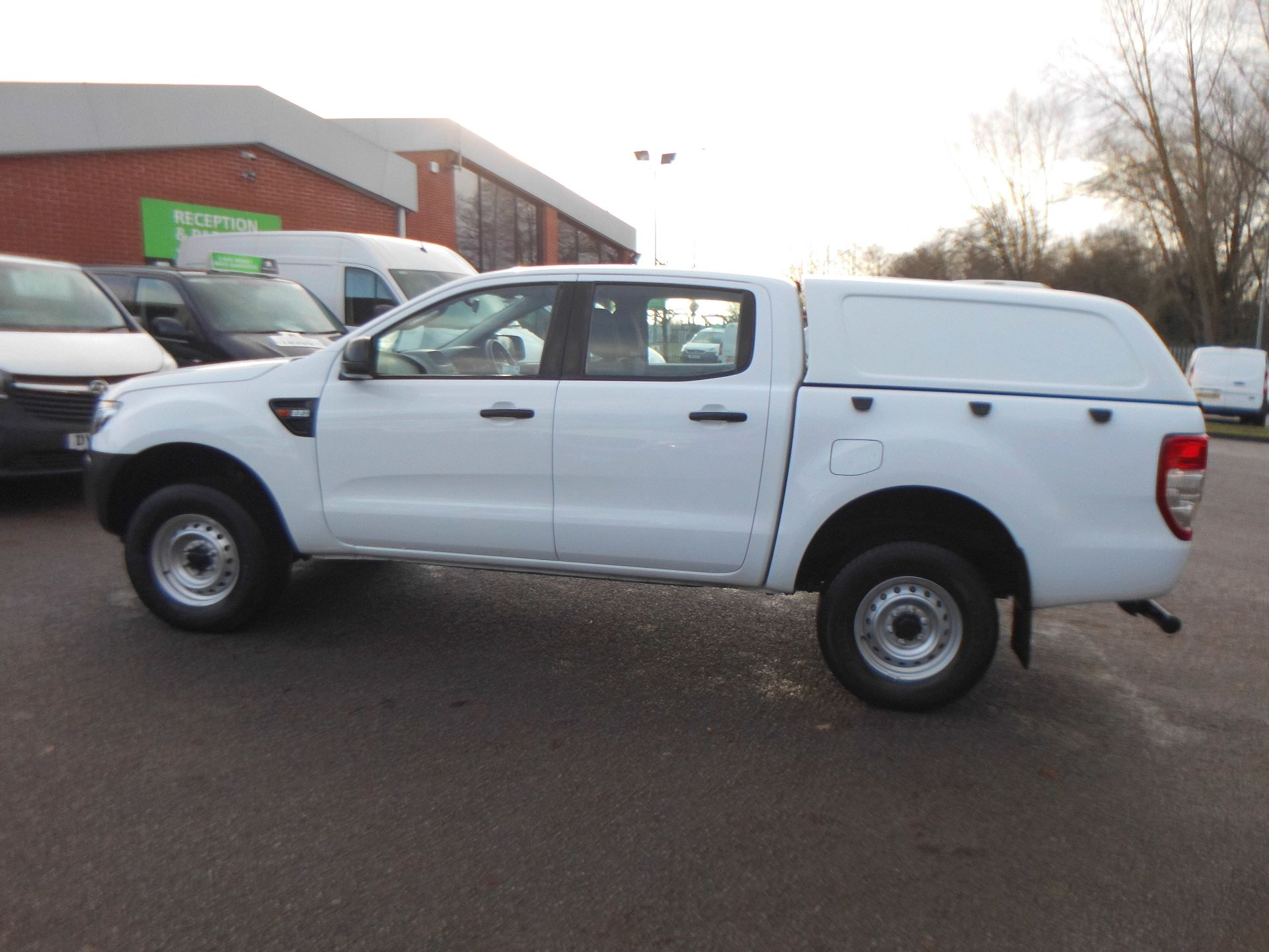 2015 Ford Ranger  Double Cab Pick Up XL 2.2 150 4WD EURO 5 (FL65SZG) Image 14