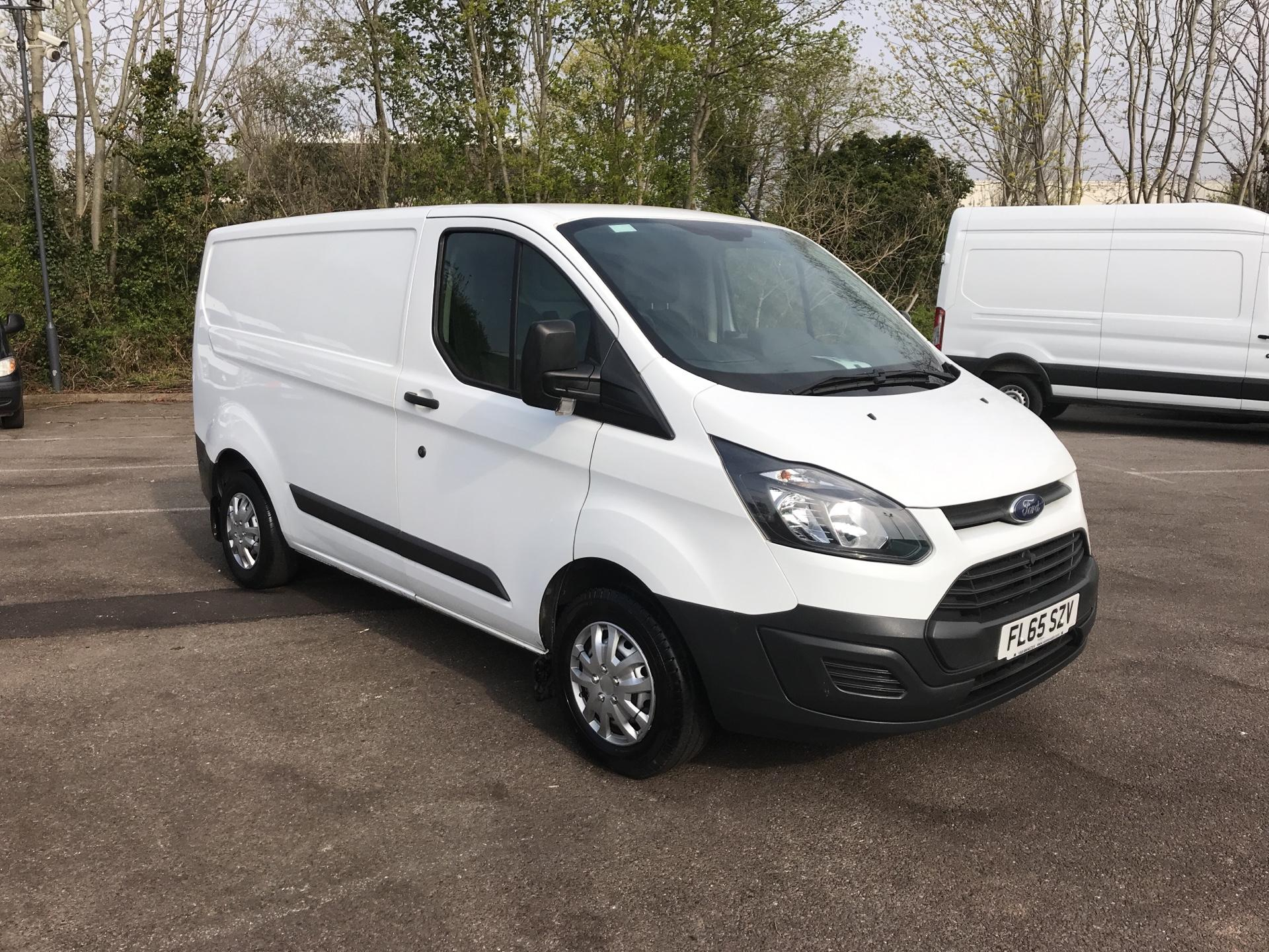 2015 Ford Transit Custom 290 L1 DIESEL FWD 2.2  TDCI 100PS LOW ROOF VAN EURO 5 (FL65SZV)