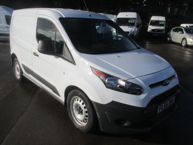 2016 Ford Transit Connect 220 L1 H1 1.5 Tdci 75PS Van (FL66DMU)