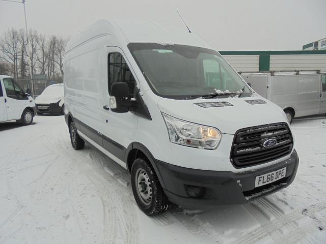 2016 Ford Transit T350 2.2 Tdci 125Ps H3 Van High Roof (FL66DPE)