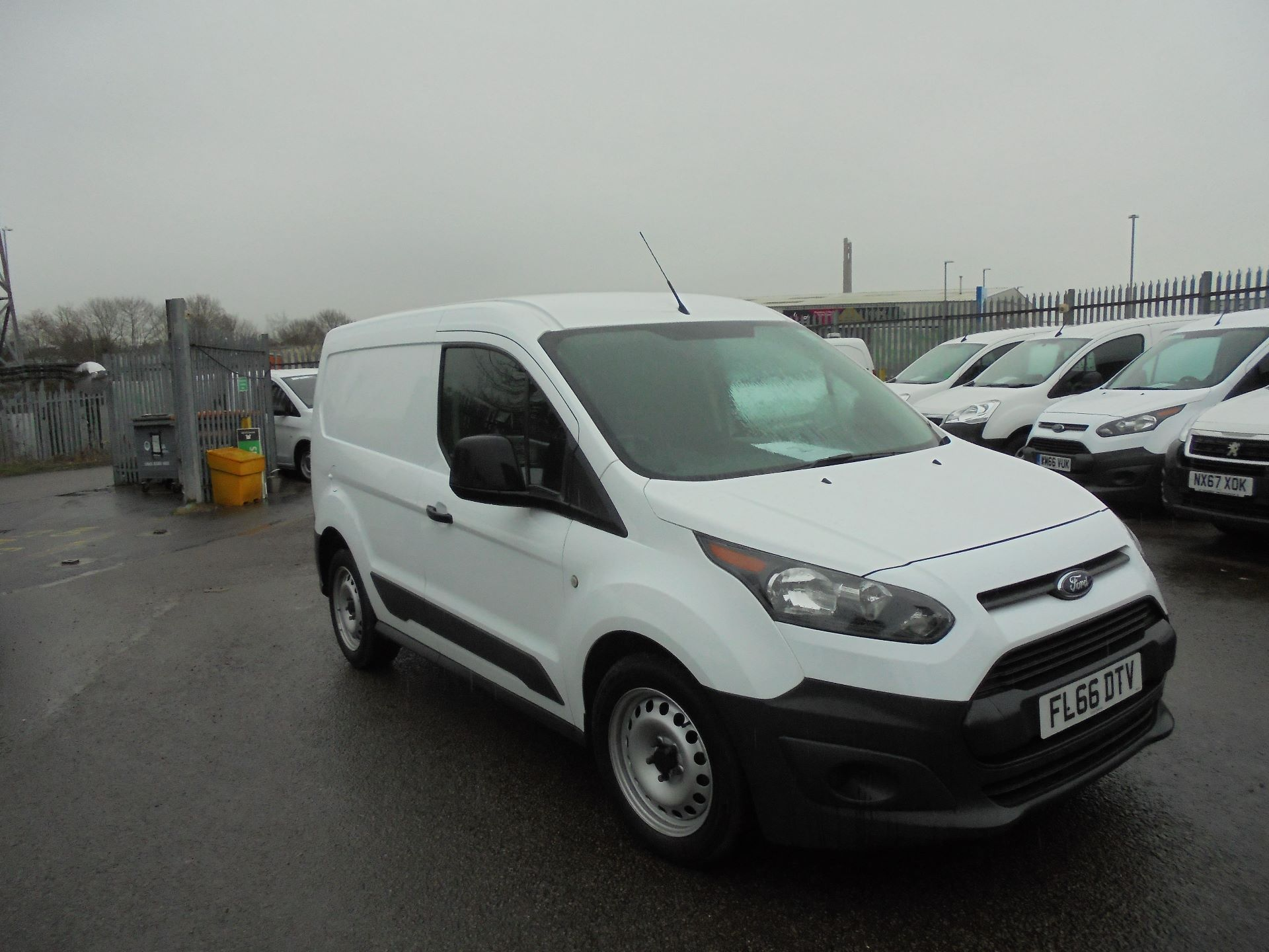 2016 Ford Transit Connect 1.5 Tdci 75Ps Van (FL66DTV)