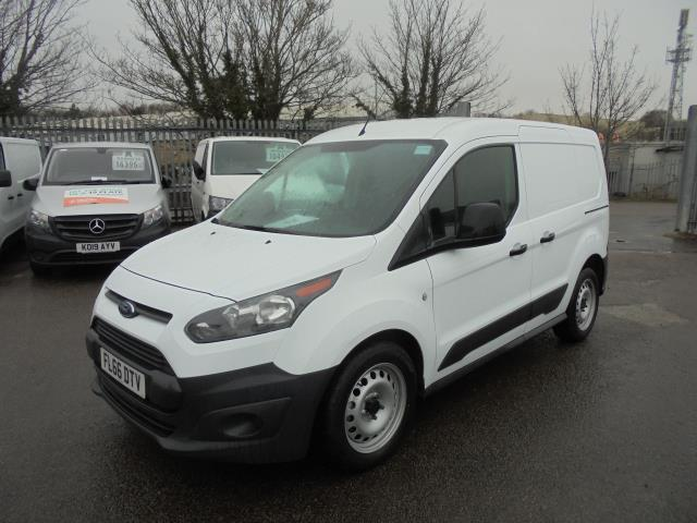 2016 Ford Transit Connect 1.5 Tdci 75Ps Van (FL66DTV) Thumbnail 20