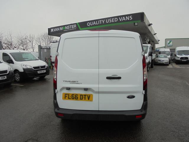 2016 Ford Transit Connect 1.5 Tdci 75Ps Van (FL66DTV) Thumbnail 7