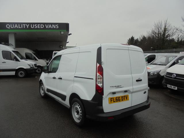 2016 Ford Transit Connect 1.5 Tdci 75Ps Van (FL66DTV) Thumbnail 10