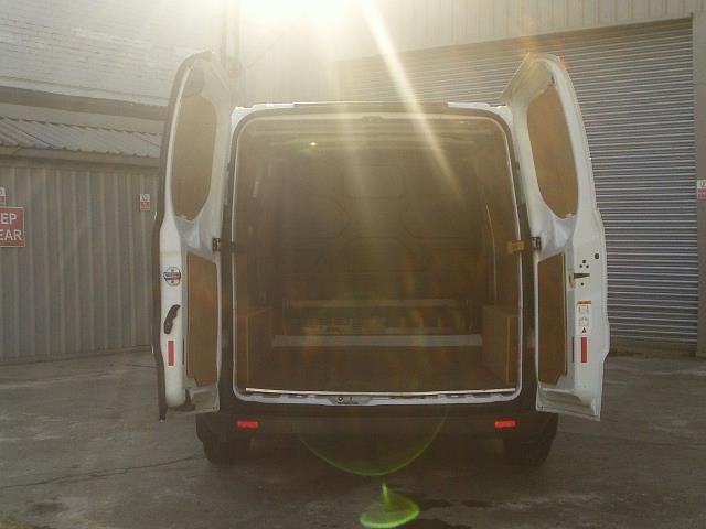 2016 Ford Transit Custom 290 L1 DIESEL FWD 2.2  TDCI 100PS LOW ROOF VAN EURO 5  (FL66DUH) Image 7