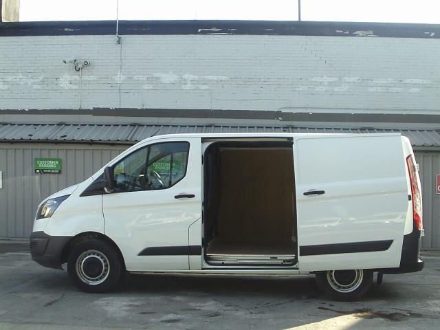 2016 Ford Transit Custom 290 L1 DIESEL FWD 2.2  TDCI 100PS LOW ROOF VAN EURO 5  (FL66DUH) Image 10