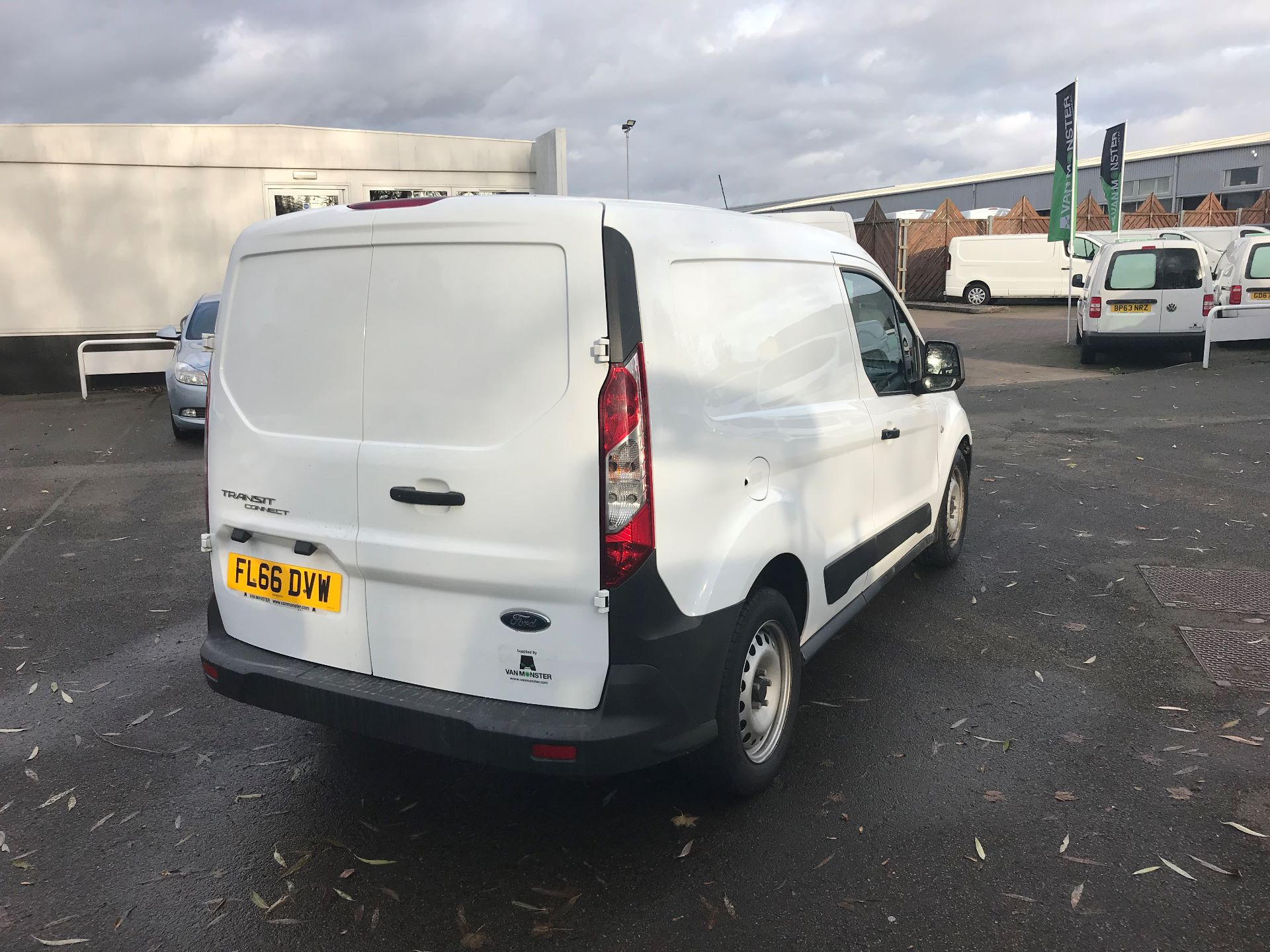 2016 Ford Transit Connect  220 L1 Diesel 1.5 TDCi 75PS Van EURO 6 (FL66DVW) Image 4
